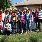 Photo de groupe : formation en psychosomatique